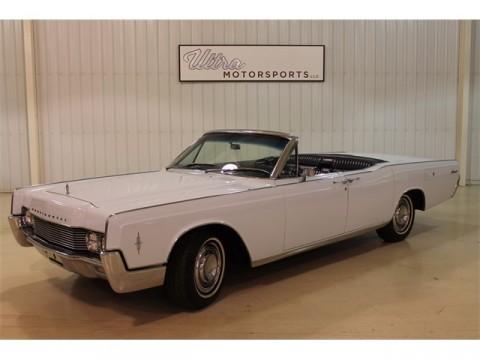 1966 Lincoln Continental Convertible na prodej