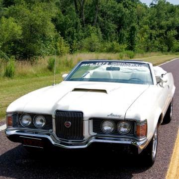 1972 Mercury Cougar XR7 na prodej