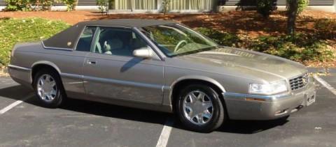 2001 Cadillac Eldorado ESC na prodej