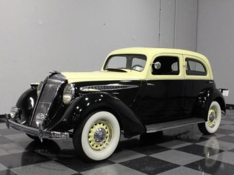 1936 Hupmobile 618G Touring Sedan na prodej