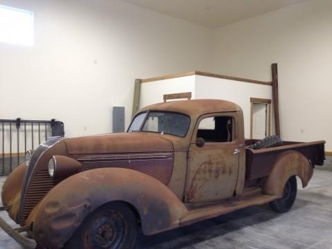 1937 Hudson Terraplane na prodej