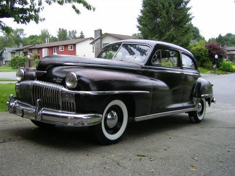 1948 DeSoto Deluxe na prodej
