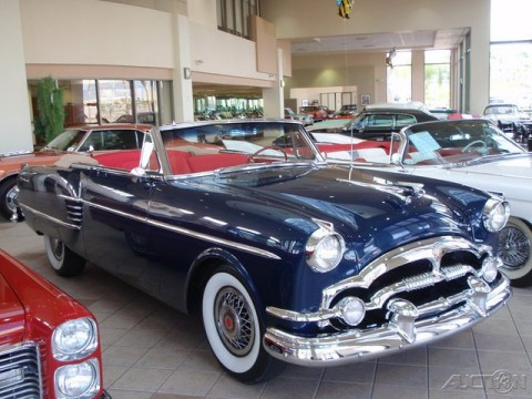 1954 Packard Victoria Convertible na prodej
