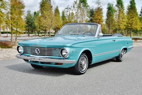 1964 Plymouth Valiant Convertible na prodej