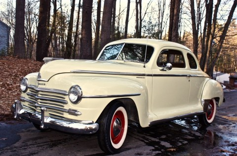 1946 Plymouth Special Deluxe na prodej