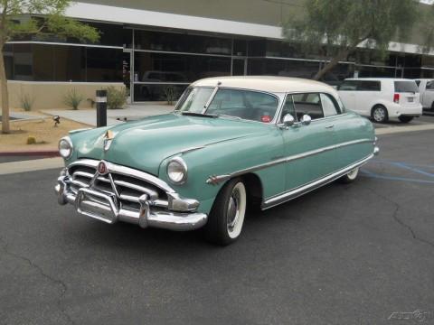 1952 Hudson Hornet na prodej