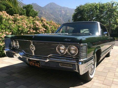 1968 Imperial LeBaron na prodej