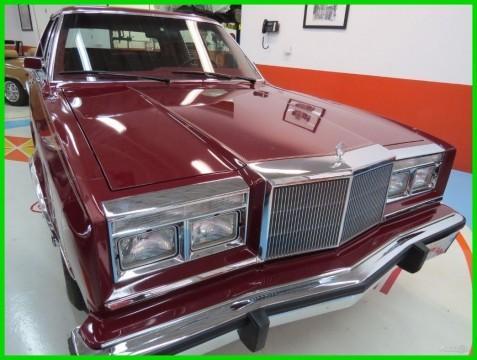 1984 Chrysler New Yorker na prodej