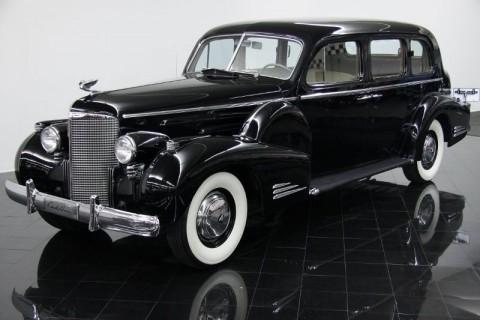 1938 Cadillac Fleetwood na prodej