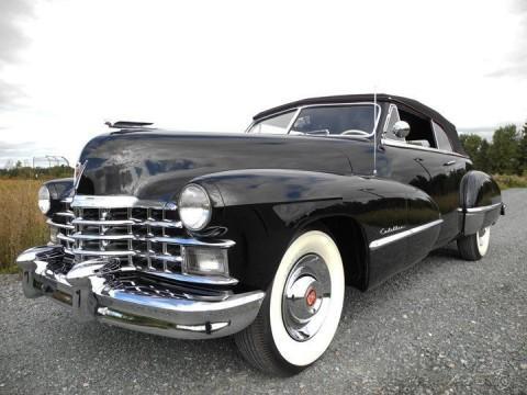 1947 Cadillac Series 62 na prodej
