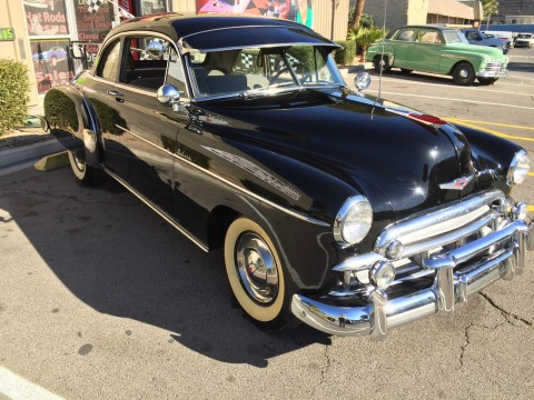 1949 Chevrolet Styleline Deluxe na prodej