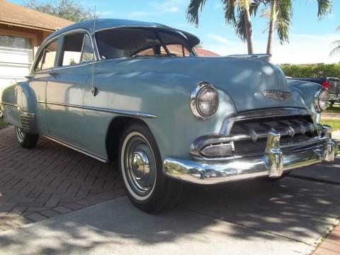 1952 Chevrolet Deluxe na prodej