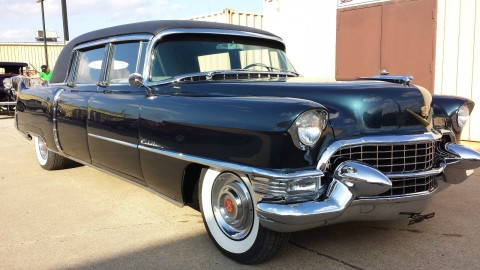 1955 Cadillac Fleetwood 75 Limousine na prodej