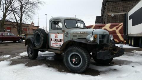 1956 Dodge Power Wagon na prodej