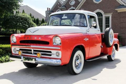 1957 Dodge D-100 na prodej