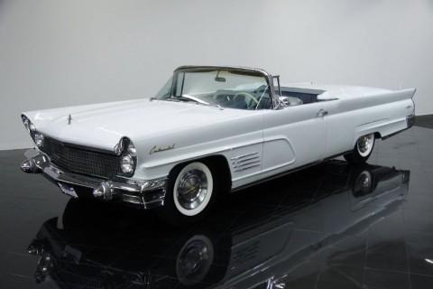 1960 Lincoln Continental Mark V na prodej