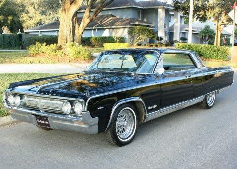 1964 Oldsmobile Ninety-Eight Coupe na prodej