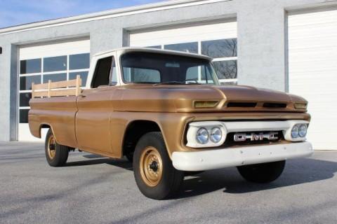 1966 GMC 2500 na prodej