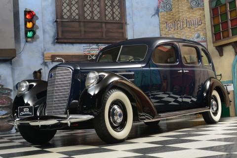 1937 Lincoln Model K na prodej
