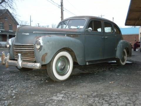 1940 Chrysler Royal na prodej