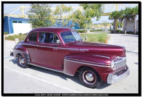 1947 Mercury Coupe na prodej