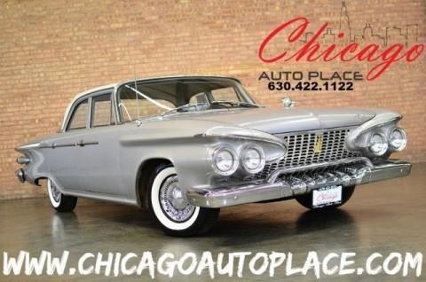 1961 Plymouth Belvedere na prodej