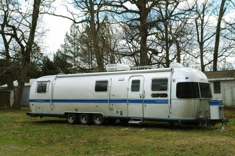 1990 Airstream Excella 1000 na prodej