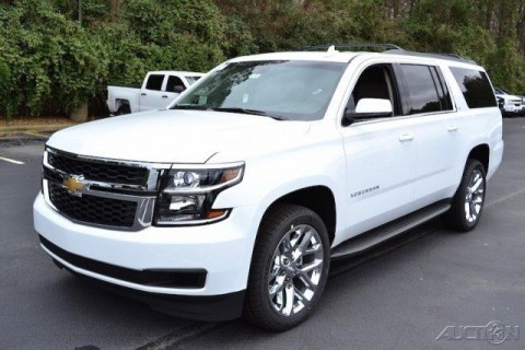 2016 Chevrolet Suburban na prodej