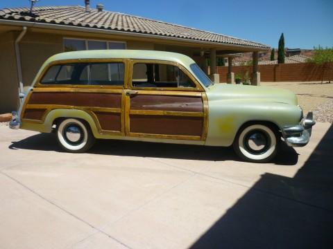 1951 Mercury Woodie na prodej