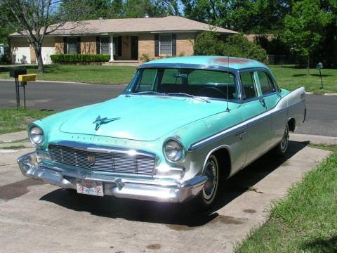 1956 Chrysler New Yorker na prodej