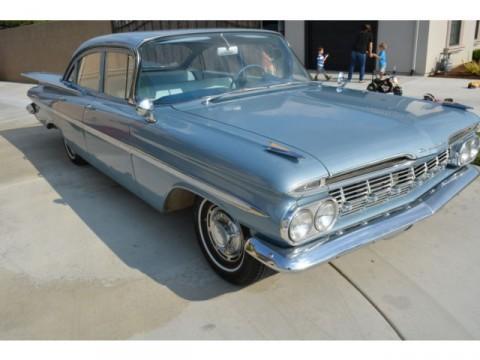 1959 Chevrolet Biscayne na prodej