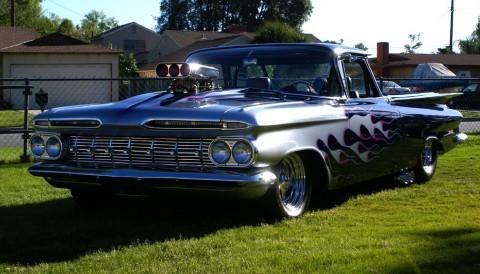 1959 Chevrolet El Camino na prodej