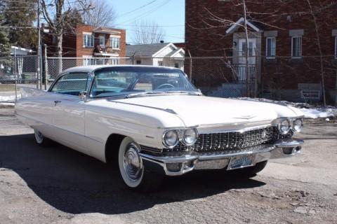 1960 Cadillac Coupe DeVille na prodej
