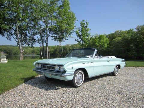 1962 Buick Skylark Convertible na prodej