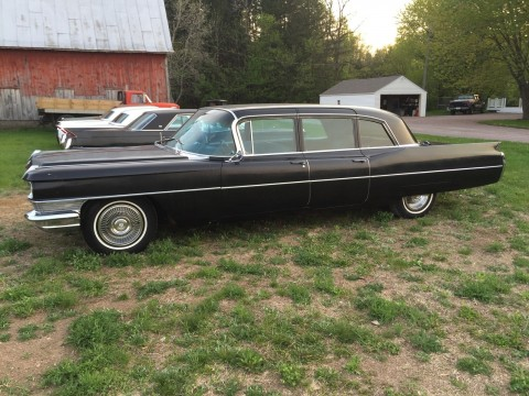 1964 Cadillac Fleetwood Limousine na prodej