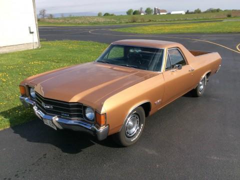 1972 GMC Sprint na prodej