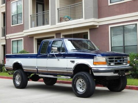 1997 Ford F-250 na prodej