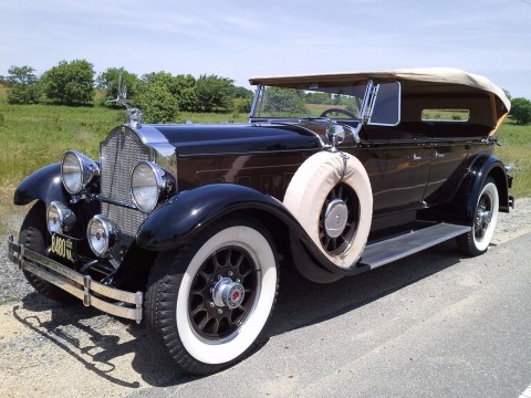 1929 Packard Touring Car na prodej
