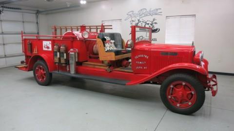 1931 Dodge Fire Truck na prodej