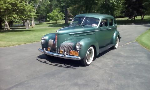 1940 Studebaker Commander na prodej