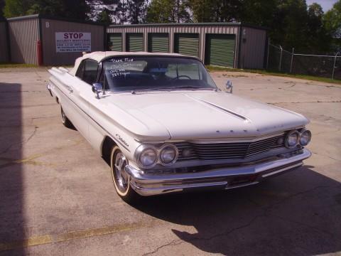 1960 Pontiac Catalina Convertible na prodej