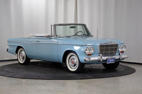 1962 Studebaker Lark Convertible na prodej