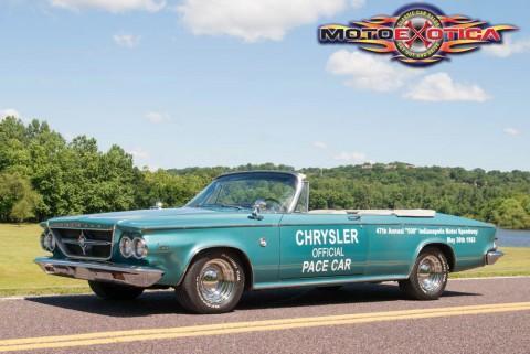 1963 Chrysler 300 na prodej
