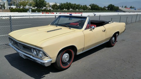 1966 Pontiac Acadian Beaumont na prodej