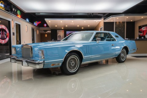 1978 Lincoln Continental Mark V na prodej
