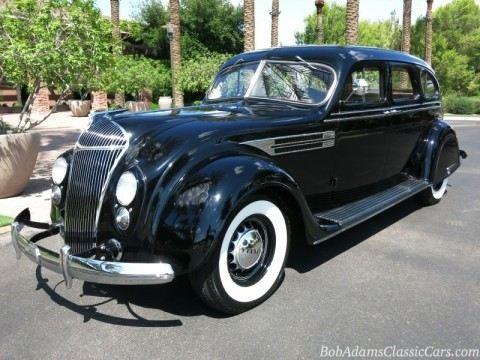 1936 Chrysler Airflow na prodej