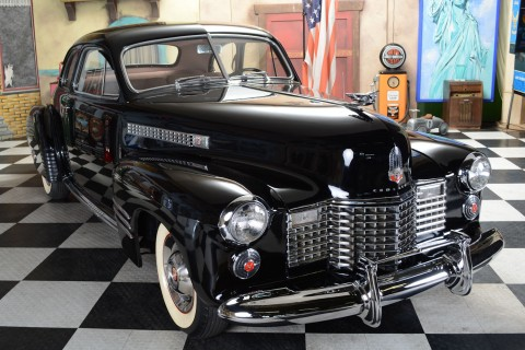 1941 Cadillac Series 62 Coupe na prodej