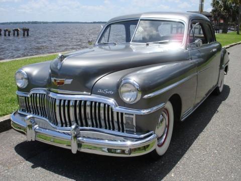1949 DeSoto Club Coupe na prodej