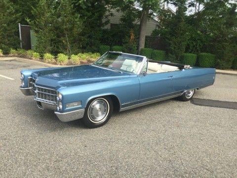 1966 Cadillac Eldorado Convertible na prodej