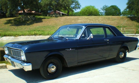 1966 Ford Falcon na prodej